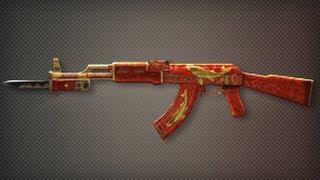 AK47 CQB Aka 赤血狂麟