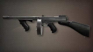 M1921 芝加哥打字機