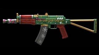暴雪 AKS-74U