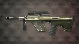 AUG A2 Commando