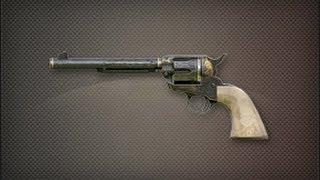 Colt SAA 荒野鏢客