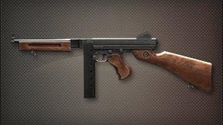 M1A1 Thompson 火爆狂鋒