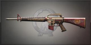 M16 Vietnam MayQueen 女皇之刃