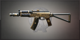 AKS-74U A.V.A 八週年紀念