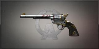 Colt SAA Skilled 真實戰場