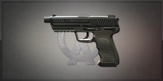 HK45 Tactical 特遣部隊