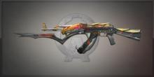 AK47 Gold Serpent 曙光明牙