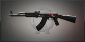 AK-47 Code Red 緋紅密碼