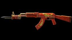 AK47 Carpio 鯉躍龍門
