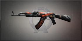 AK47 Line of Steel