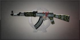 AK47, Medal of Valor 英勇勳章