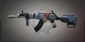 AK47 S.t, Medal of Valor 英勇勳章