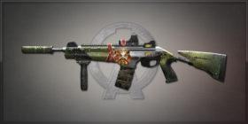 Rx4, Medal of Valor 英勇勳章