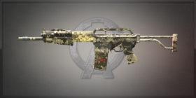 SPAS-15 Digi Ferus 叢林衛士