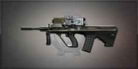 AUG A2 Ultimate Custom 實戰
