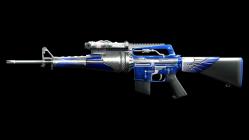 M16 VN the Argus 惡魔衛士