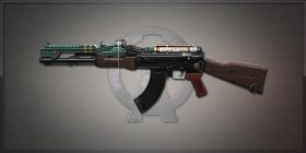AK47 Volt 泰瑟