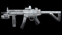 MP5K Frost 急凍冰霜