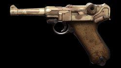 Luger P08 Jager Nadine 戰術偽裝