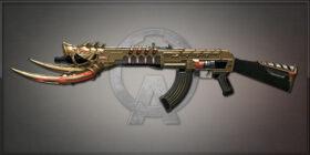 AK47 Arcane Charm 獸人領主