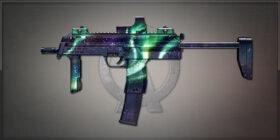 MP7A1 the Galaxy 浩瀚銀河